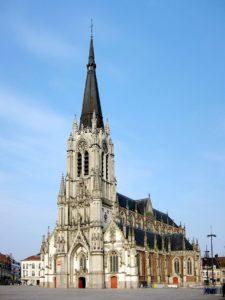 Tourcoing, Eglise Saint-Christophe